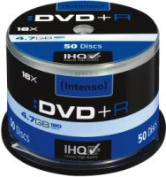 Intenso DVD+R 4,7 GB 50er Spindel 16x