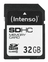 Intenso SD Card 32GB Class 10