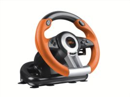 Speed Link SL-6695-BKOR-01 DRIFT O.Z. Racing Wheel PC