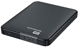 Western Digital Elements Portable 2TB USB 3.0