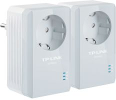 TP-Link TL-PA4010P KIT AV600 Powerline Adapter