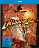 Universal Pictures Indiana Jones - The Complete Adventures