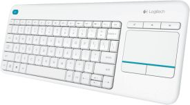 Logitech K400 Plus Wireless Touch