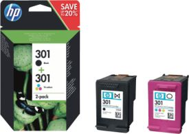 Hewlett Packard 301 HP Combo Pack