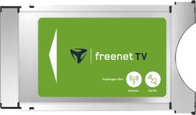 freenet TV freenet TV CI+ Modul DVB-T2 HD/DVB-S