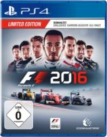 Kochmedia F1 2016 Limited Edition (PS4)