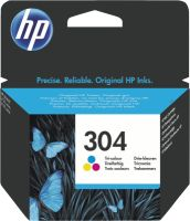 Hewlett Packard N9K05AE HP 304 Color