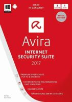 EPE Avira Internet Security Suite 2017-2 Geräte (PC)