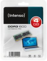 Intenso 4GB DDR3 RAM 1600 MHz Notebook Pro