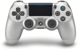 EPE PlayStation 4 Wireless DualShock Controller Silver