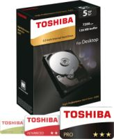 Toshiba X300 5TB High-Performance Hard Drive