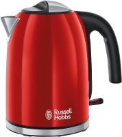 Russell Hobbs Colours Plus+ Flame Red Wasserkocher