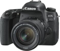 Canon EOS 77D EF-S 18-55mm IS STM