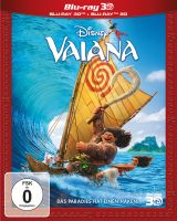 EPE Vaiana 3D+2D - Special Edition