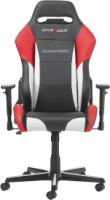 DXRacer Drifting OH/DM61/NWR Gaming Chair, Black/White/Red