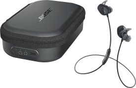 Bose SoundSport Wireless Headphones + Lade Etui Bundle