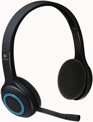 Logitech H600 Wireless Headset_0