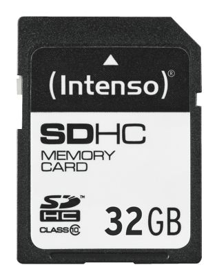 Intenso SD Card 32GB Class 10_0