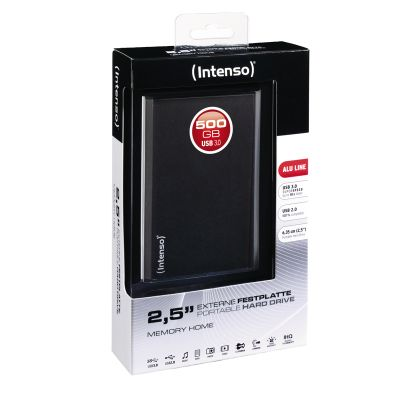 "Intenso Memory Home 2,5"" 500GB USB 3.0_0"