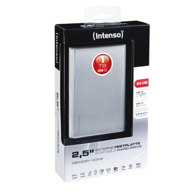 "Intenso Memory Home 2,5"" 1TB USB 3.0_0"