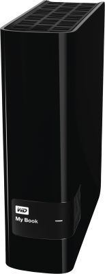 Western Digital My Book Desktop 4TB_0