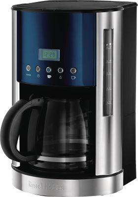 Russell Hobbs Jewels Digitale Glas Kaffeemaschine_0