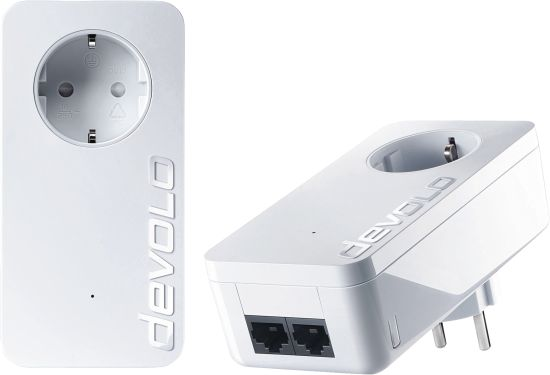 Devolo dLAN 550 duo+ Starter Kit_0