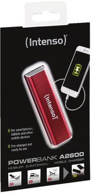 Intenso Powerbank ALU 2600_0