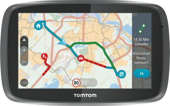 Tomtom GO 5100 World_0