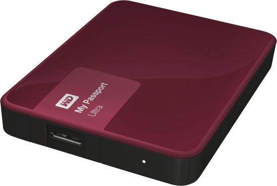 Western Digital My Passport Ultra 2TB USB 3.0_0