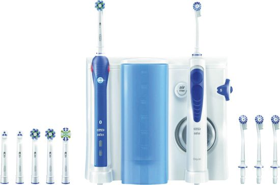 Oral-B Center OxyJet + PRO 5000 SmartSeries + Reisetasche_0